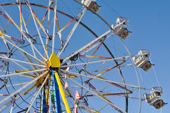Carnival Ferris Wheel Stock Photos