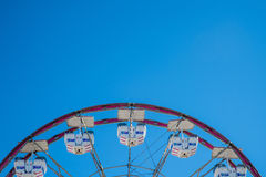 Carnival Ferris Wheel with Clear Skies Royalty Free Stock Photography