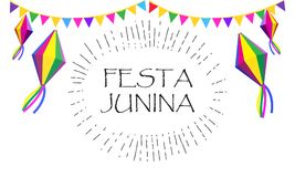 Carnival Festa Junina Summer Festival Stock Images