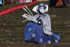 Carnival Festival - Hallia VENEZIA Royalty Free Stock Photo