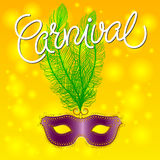 Carnival Festive background Royalty Free Stock Photo