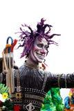 Carnival Float. A float at the carnival of Viareggio Royalty Free Stock Photo