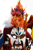 Carnival Float. A float at the carnival of Viareggio Stock Images
