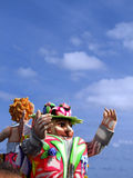 Carnival Float Royalty Free Stock Photography