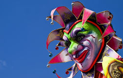 Carnival Float Royalty Free Stock Photo