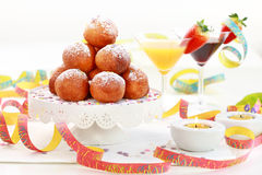 Carnival food Royalty Free Stock Images