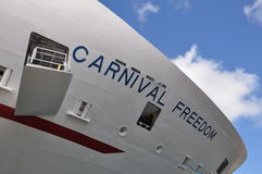 Carnival Freedom Royalty Free Stock Images