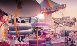 Carnival fun time Stock Photography