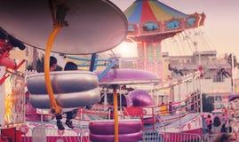 Carnival fun time Stock Photography