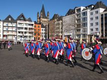 Carnival in Germany Royalty Free Stock Photography