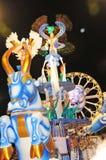 Carnival gualeguaychu 2008 Royalty Free Stock Image