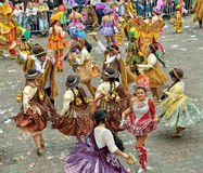 Carnival in Halle, Belgium Royalty Free Stock Images