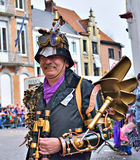 Carnival in Halle, Belgium Royalty Free Stock Image