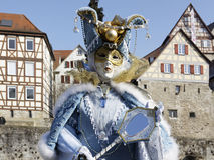 Carnival - Hallia VENEZIA Royalty Free Stock Image