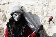 Carnival - Hallia VENEZIA Royalty Free Stock Images