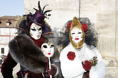 Carnival - Hallia VENEZIA Stock Images