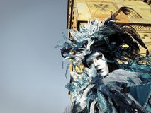 Carnival - Hallia VENEZIA Stock Photo