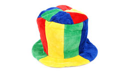 Carnival hat (Clipping path included) Stock Image