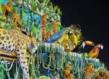 Carnival In Rio De Janeiro Royalty Free Stock Photography