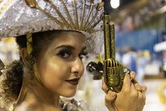 Carnival 2019 Inocentes de Belford Roxo stock photo