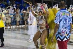 Carnival 2019 Inocentes de Belford Roxo stock image