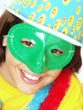 Carnival Kid. Royalty Free Stock Photos