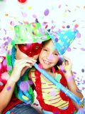 Carnival Kidds. Royalty Free Stock Photos