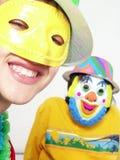 Carnival Kids. Stock Photo