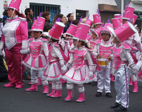 Carnival 2014 Lanzarote Royalty Free Stock Images