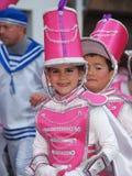 Carnival 2014 Lanzarote Stock Photos