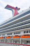 Carnival cruise ship stock images