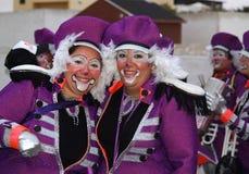 Carnival march 2014 Lanzarote Stock Photo