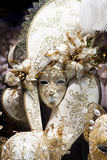 Carnival mask. Ventian Carnival Mask in shop window Royalty Free Stock Images