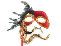 Carnival mask Stock Image