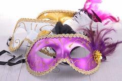 Carnival mask Royalty Free Stock Image