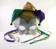 Carnival mask 4 Royalty Free Stock Photos