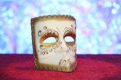 A carnival mask Stock Photos