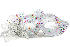 Carnival mask decorated Stock Photography