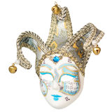 Carnival mask and fun stock photo
