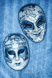Carnival mask harlequin. Mardi gras. Holidays background Stock Image