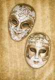 Carnival mask harlequin. Mardi gras. Venetian mask festival Royalty Free Stock Photo