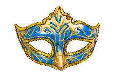 Carnival mask. Isolated on white background