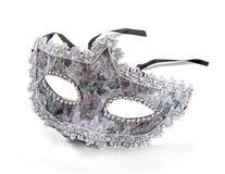 Carnival mask isolated on white Stock Photo