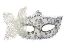 Carnival mask. Isolated on white Stock Image