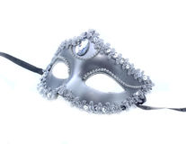 Carnival mask isolated on white background Stock Photography