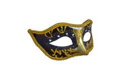 Carnival mask isolated on white background Royalty Free Stock Image