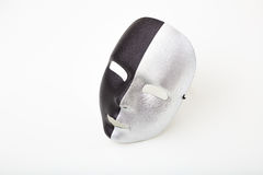 Carnival mask isolated on white background Stock Photo