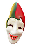 Carnival mask, joker Stock Image