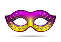 Carnival mask for masquerade costume. vector illustration