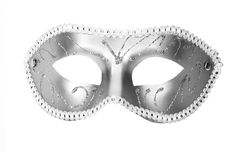 Carnival Mask over white Royalty Free Stock Image